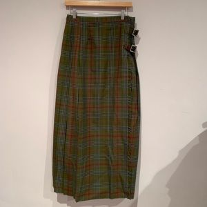 Vintage Abercrombie & Fitch Co. Kilt.  Size M